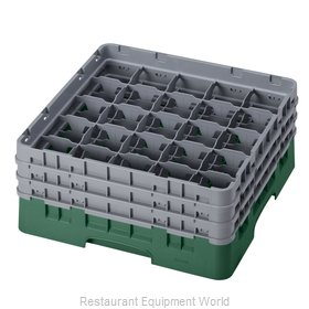 Cambro 25S638119 Full Size Glass Rack