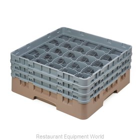 Cambro 25S638184 Full Size Glass Rack