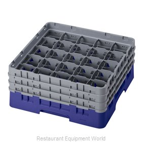 Cambro 25S638186 Full Size Glass Rack