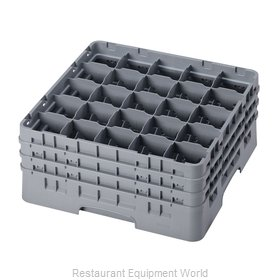 Cambro 25S738151 Dishwasher Rack, Glass Compartment