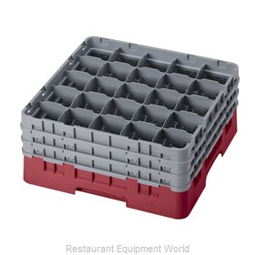 Cambro 25S738416 Full Size Glass Rack