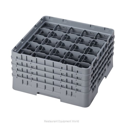 Cambro 25S800151 Full Size Glass Rack