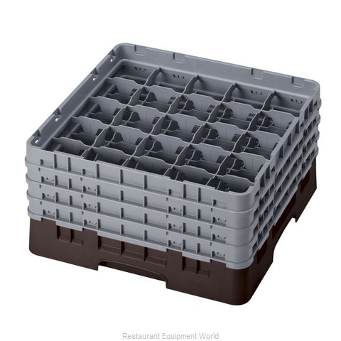 Cambro 25S800167 Full Size Glass Rack