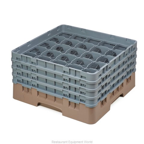 Cambro 25S800184 Full Size Glass Rack