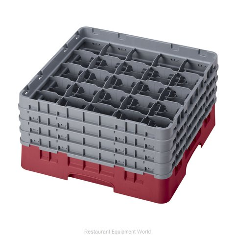 Cambro 25S800416 Full Size Glass Rack