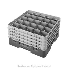 Cambro 25S900167 Dishwasher Rack, Glass Compartment