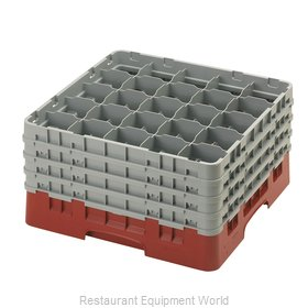 Cambro 25S900416 Dishwasher Rack, Glass Compartment