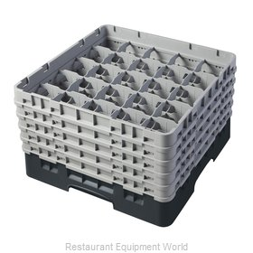 Cambro 25S958110 Dishwasher Rack, Glass Compartment
