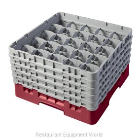 Cambro 25S958416 Full Size Glass Rack