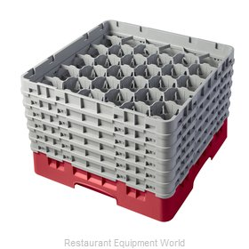 Cambro 30S1114163 Dishwasher Rack, Glass Compartment