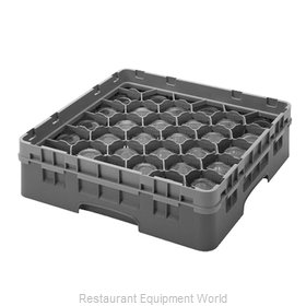 Cambro 30S318151 Dishwasher Rack Glass Compartment