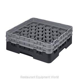 Cambro 30S434110 Dishwasher Rack Glass Compartment