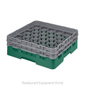 Cambro 30S434119 Dishwasher Rack, Glass Compartment