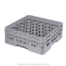 Cambro 30S434151 Dishwasher Rack, Glass Compartment