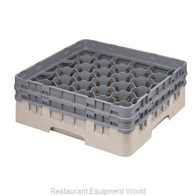 Cambro 30S434184 Dishwasher Rack Glass Compartment