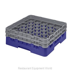 Cambro 30S434186 Dishwasher Rack, Glass Compartment