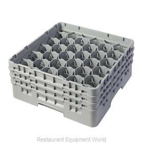 Cambro 30S638151 Dishwasher Rack, Glass Compartment