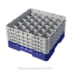 Cambro 30S800186 Dishwasher Rack, Glass Compartment
