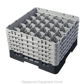 Cambro 30S958110 Dishwasher Rack Glass Compartment