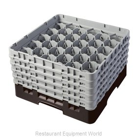 Cambro 30S958167 Dishwasher Rack Glass Compartment