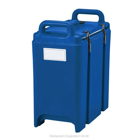 Cambro 350LCD186 Soup Carrier, Insulated Plastic