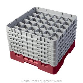 Cambro 36S1114416 Full Size Glass Rack