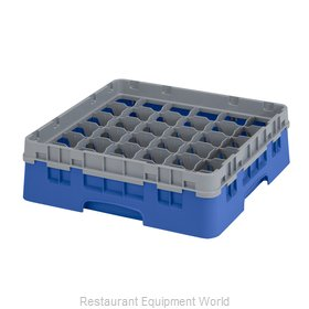 Cambro 36S318168 Dishwasher Rack, Glass Compartment