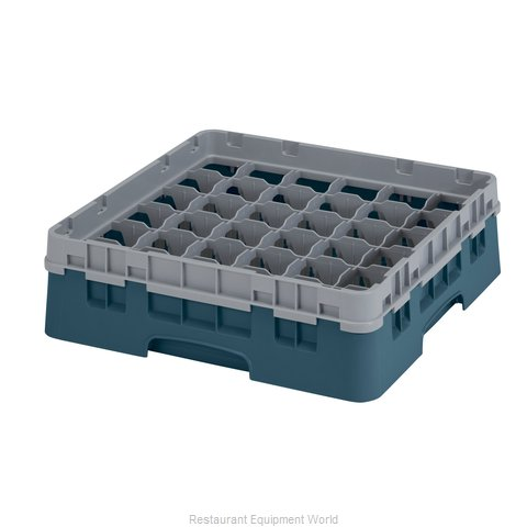 Cambro 36S318414 Dishwasher Rack, Glass Compartment