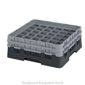 Cambro 36S434110 Dishwasher Rack, Glass Compartment