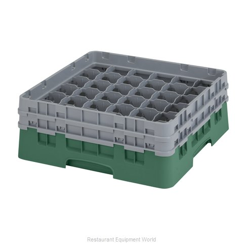 Cambro 36S434119 Full Size Glass Rack