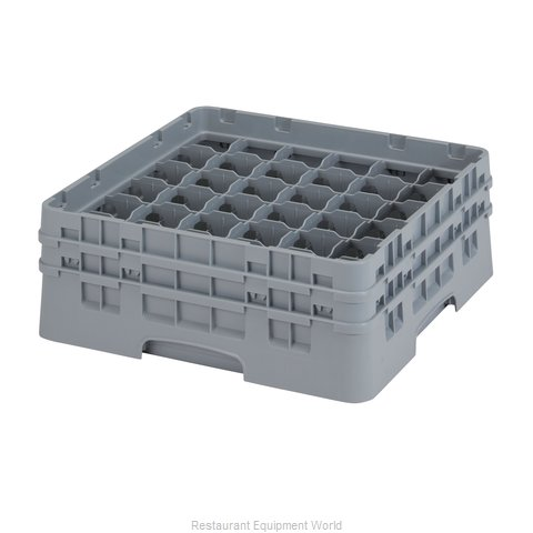 Cambro 36S434151 Dishwasher Rack, Glass Compartment