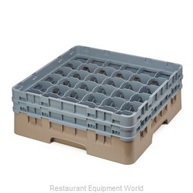 Cambro 36S434184 Full Size Glass Rack