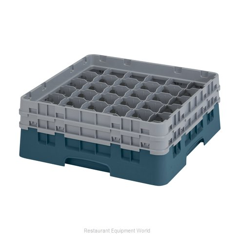 Cambro 36S434414 Dishwasher Rack, Glass Compartment