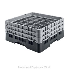 Cambro 36S534110 Dishwasher Rack, Glass Compartment