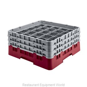 Cambro 36S534416 Full Size Glass Rack