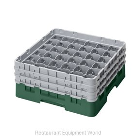 Cambro 36S638119 Full Size Glass Rack