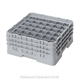 Cambro 36S638151 Dishwasher Rack, Glass Compartment