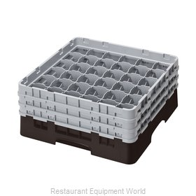 Cambro 36S638167 Full Size Glass Rack