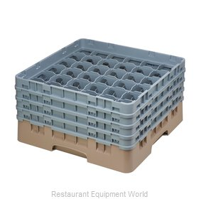 Cambro 36S800184 Full Size Glass Rack