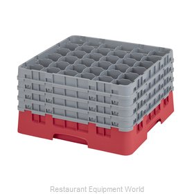 Cambro 36S900163 Dishwasher Rack, Glass Compartment