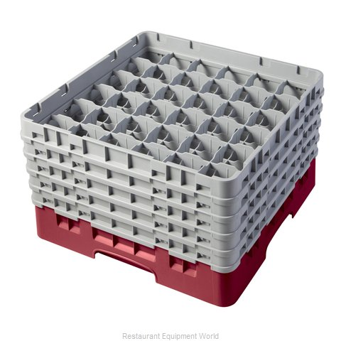 Cambro 36S958416 Full Size Glass Rack