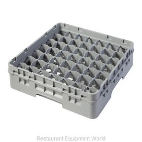 Cambro 49S318151 Dishwasher Rack, Glass Compartment