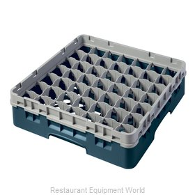 Cambro 49S318414 Dishwasher Rack, Glass Compartment