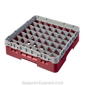 Cambro 49S318416 Dishwasher Rack, Glass Compartment
