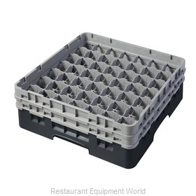 Cambro 49S434110 Dishwasher Rack, Glass Compartment
