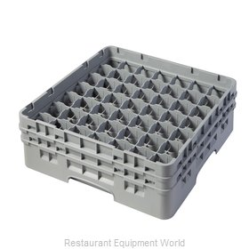 Cambro 49S434151 Dishwasher Rack, Glass Compartment