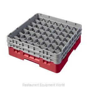 Cambro 49S434163 Dishwasher Rack, Glass Compartment