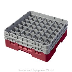 Cambro 49S434416 Dishwasher Rack, Glass Compartment