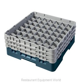 Cambro 49S638414 Dishwasher Rack, Glass Compartment