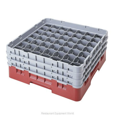 Cambro 49S638416 Full Size Glass Rack